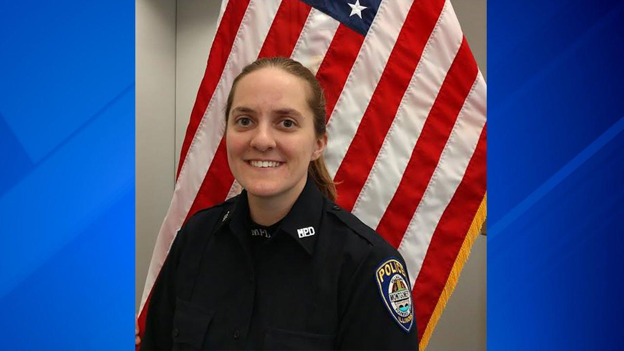 Montgomery Police Officer Kelli Smith.