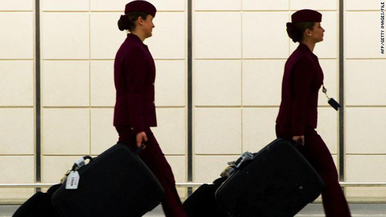 A flight attendants life may look glamorous, but the job comes with health hazards that go beyond managing surly passengers.