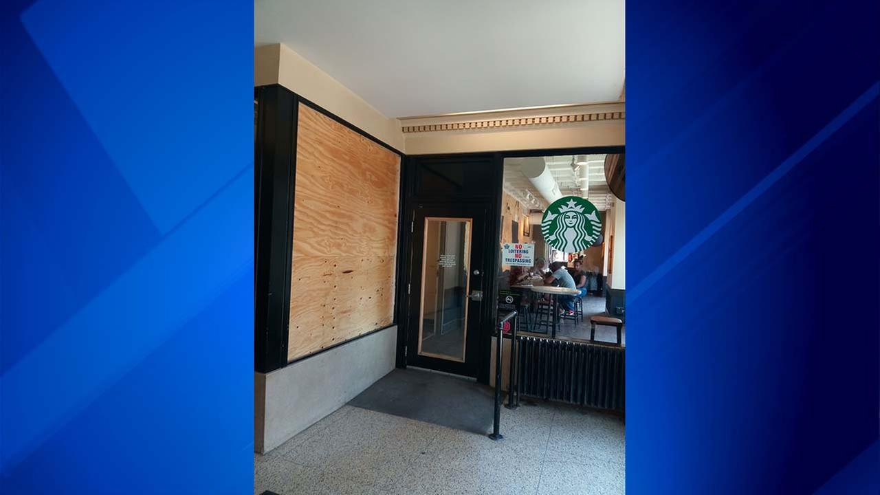 A man was beaten and stabbed by two other men at an Uptown Starbucks June 27.