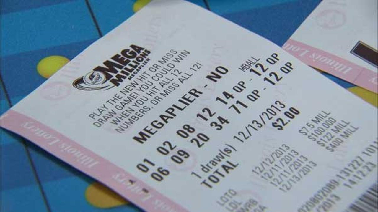 Mega Millions jackpot: $321 million ticket sold in New ...
