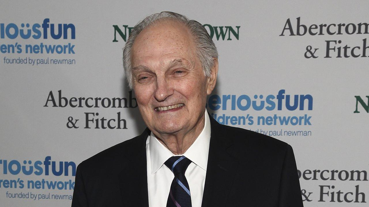 Alan Alda attends the SeriousFun Childrens Network Gala at Pier Sixty on Tuesday, May 23, 2017, in New York.