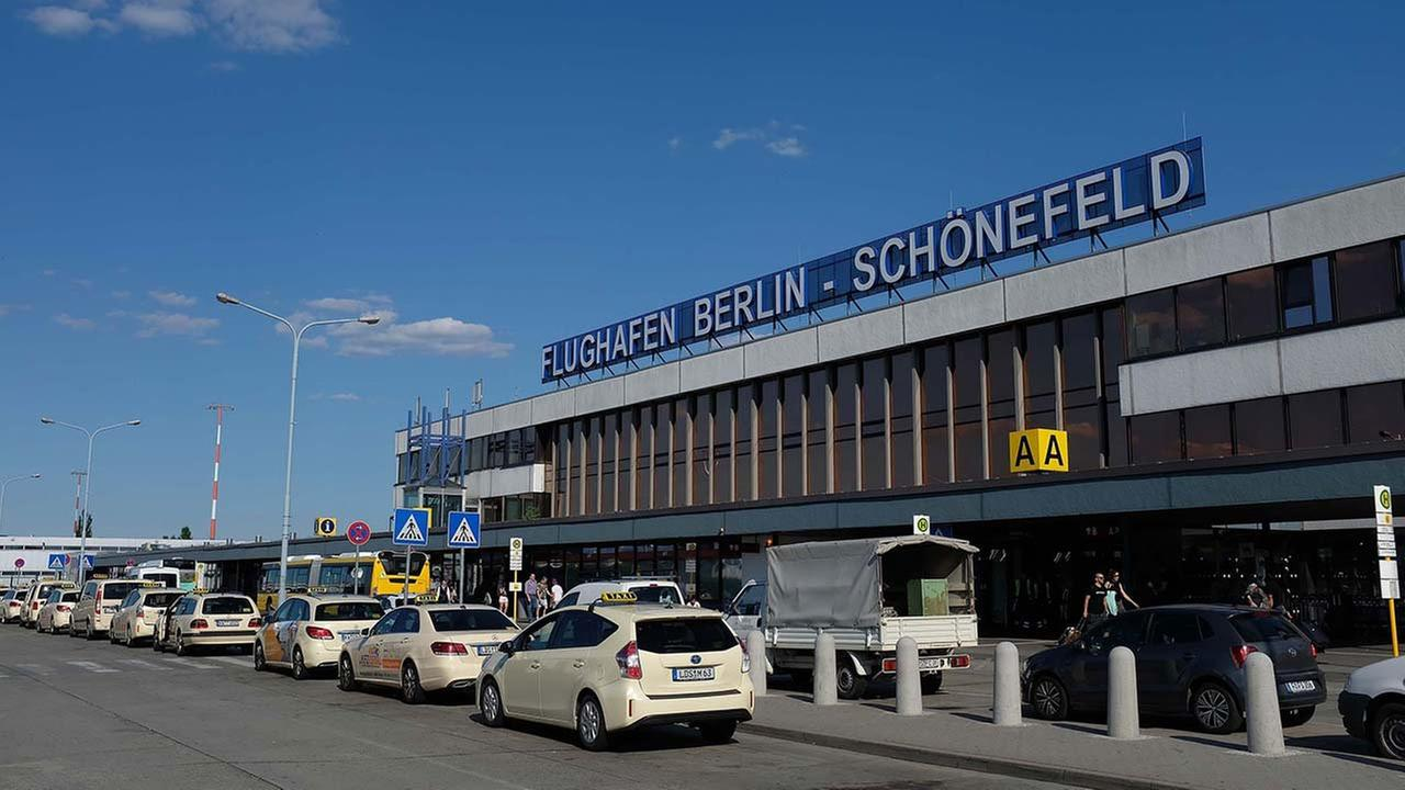 Various sex toys, including a vibrator, were mistaken for a bomb, causing a partial closure at Berlins Schonefeld Airport on Tuesday.