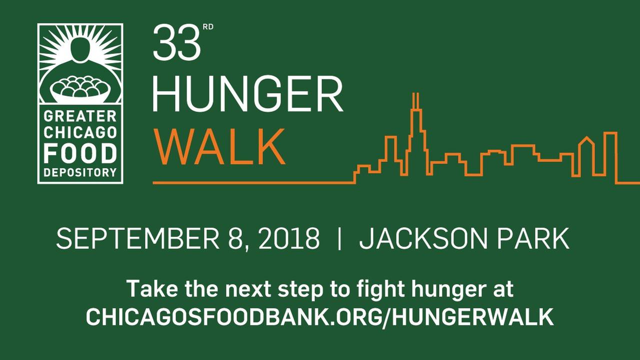 33rd Annual Hunger Walk
