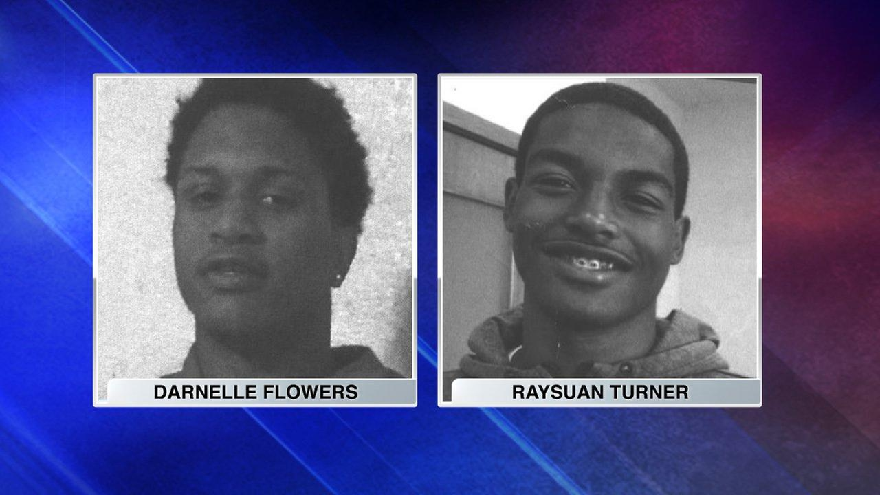 Darnelle Flowers and Raysuan Turner were both found shot to death in a field on the Far South Side.