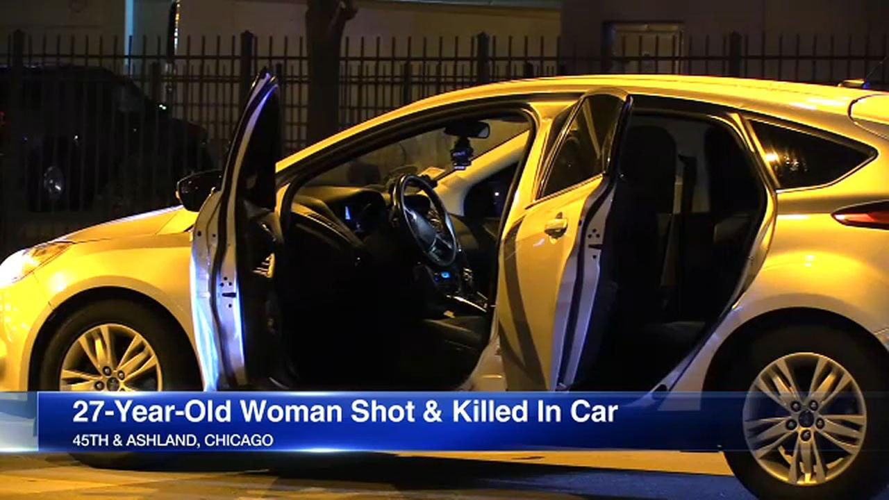 Woman fatally shot while sitting in car in Back of the Yards identified