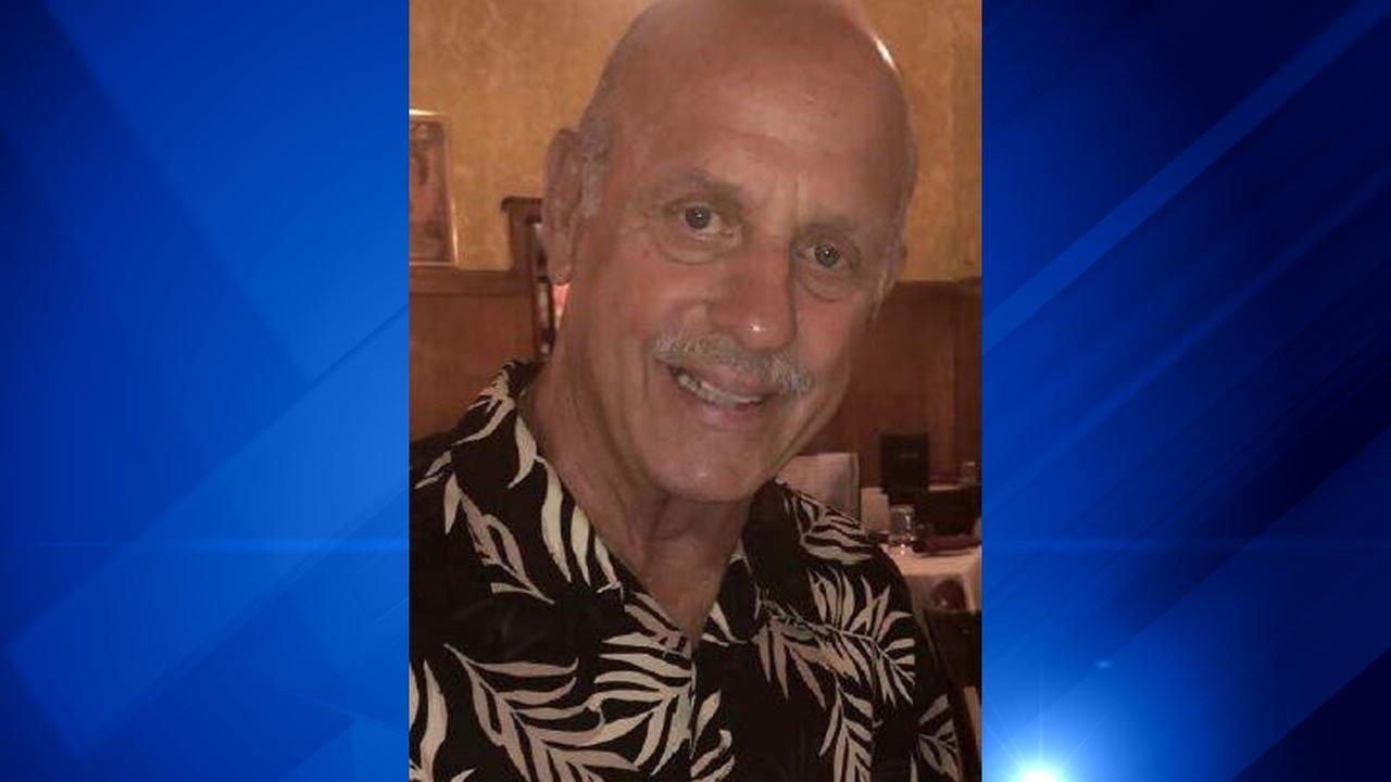 Thomas Gladwin, 75, was last seen in the 700 block of North Green Street.