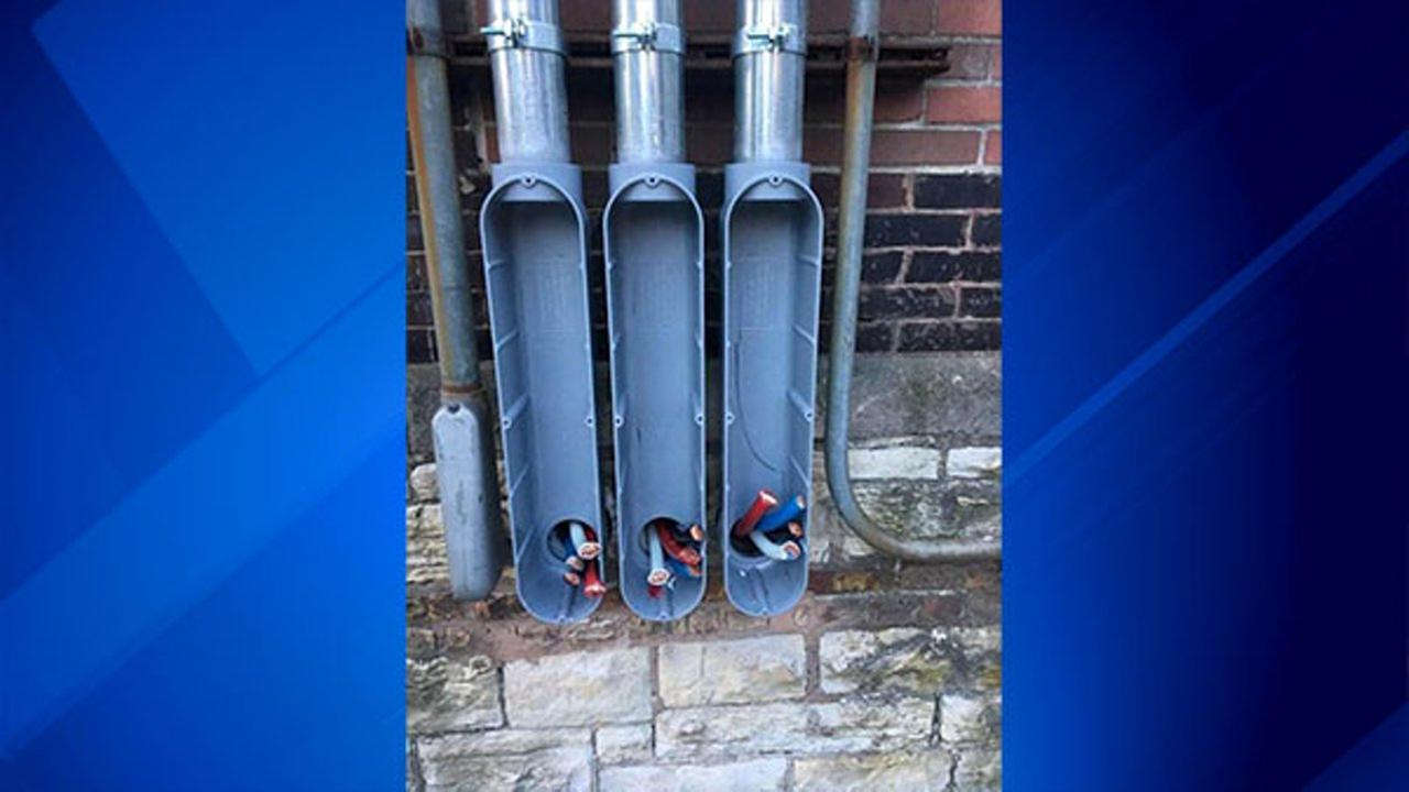 Classes cancelled for second time after wire stolen at Bronzeville ...