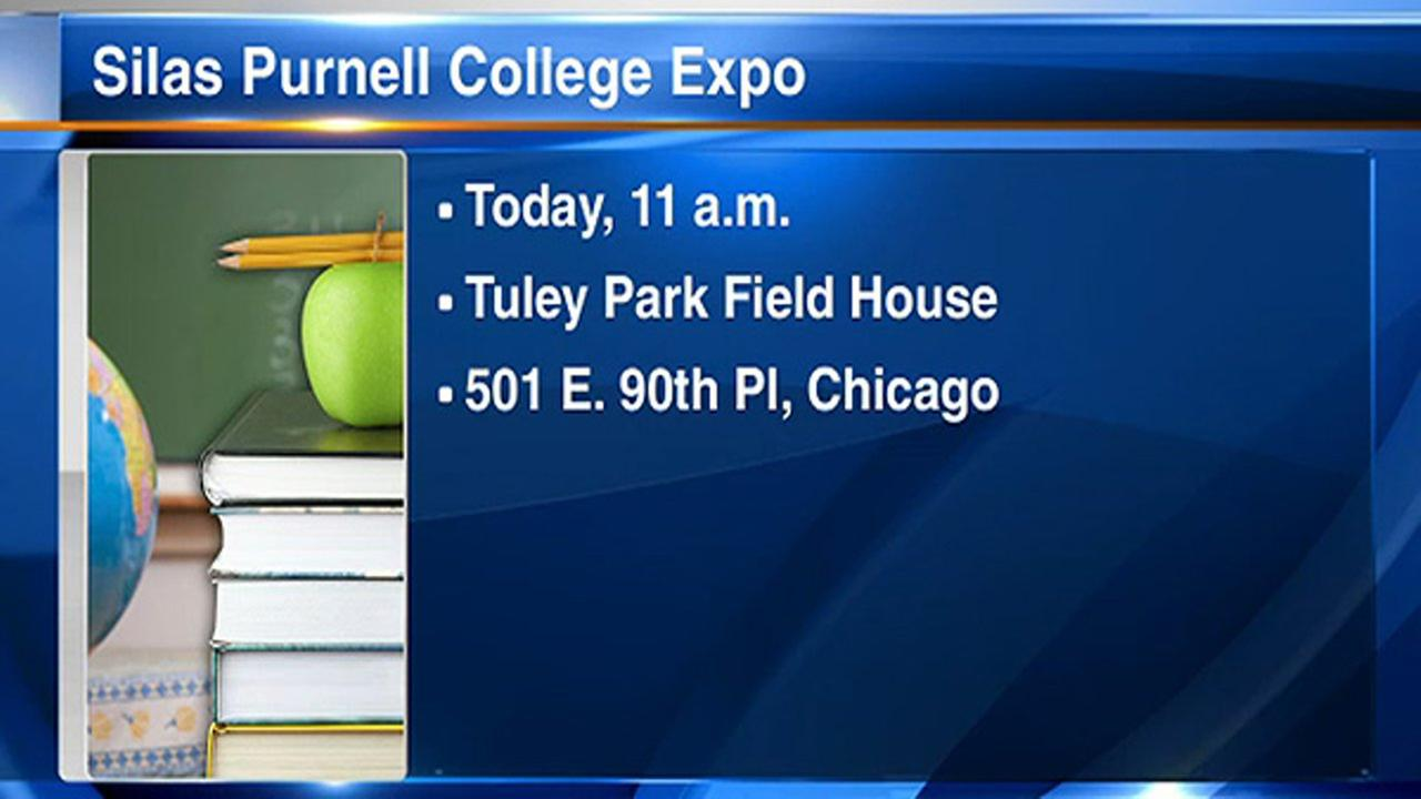 The Silas Purnell College Expo will be held Saturday.
