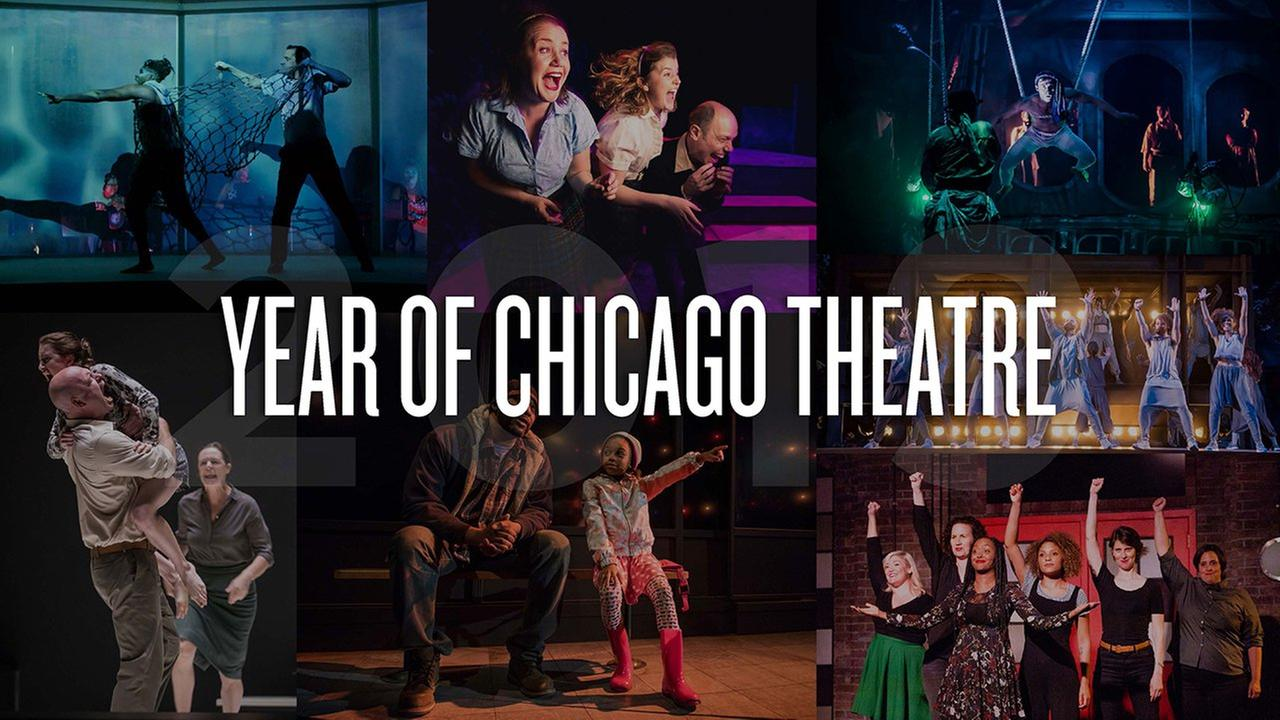Mayor Emanuel to announce 2019 as 'Year of Chicago Theatre'