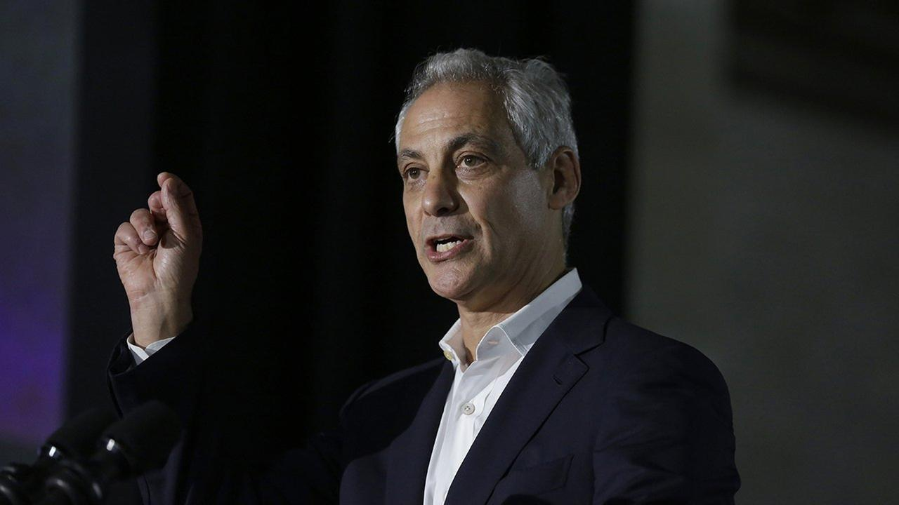 Mayor Rahm Emanuel to pen book about the role of mayors in governing