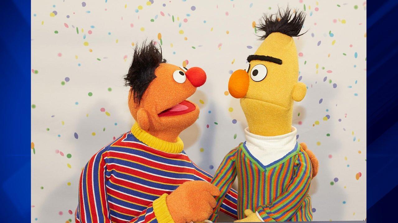 Bert and Ernie are gay, Sesame Street writer says