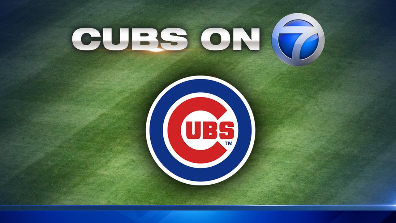 ABC7 to televise 24 Cubs games in 2015