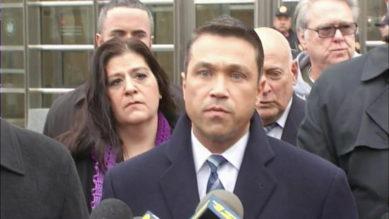 Former Rep. Michael Grimm begins 8-month prison term on Tuesday