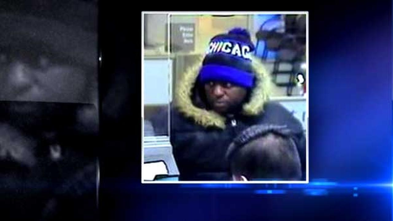 Suspected robber Andrew Garland arrested after trying to hit 3rd bank in Chicago, FBI says