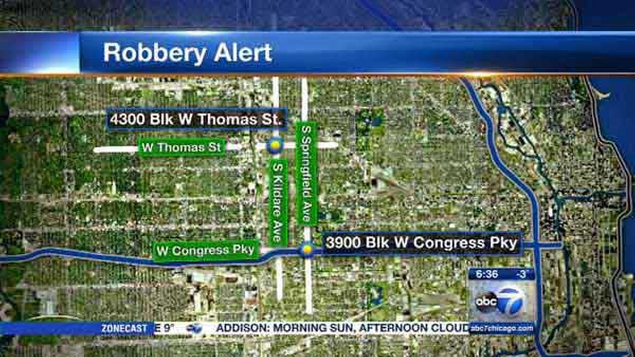 2 teen boys on bikes stole purses on West Side, police say