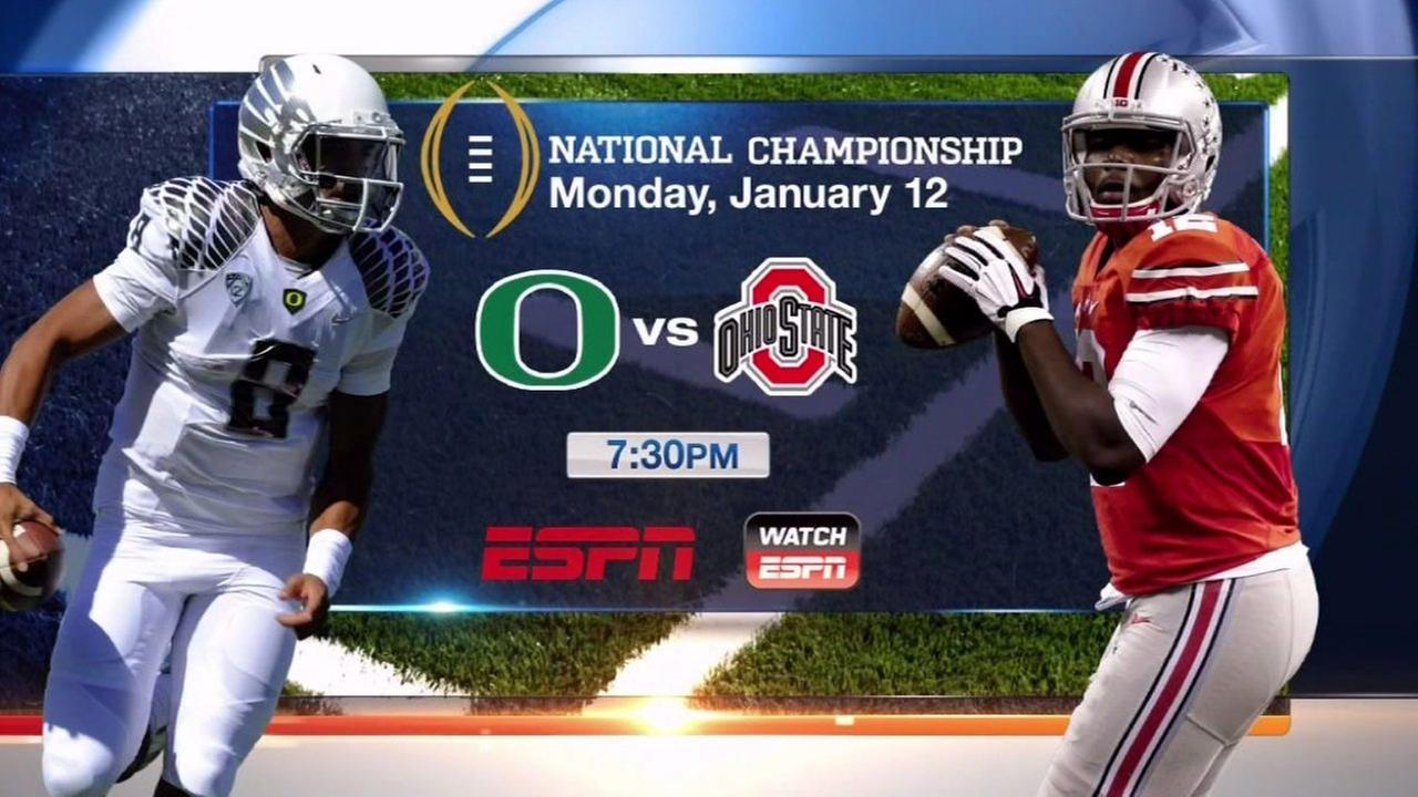 ESPN to air first College Football National Championship on Jan. 12
