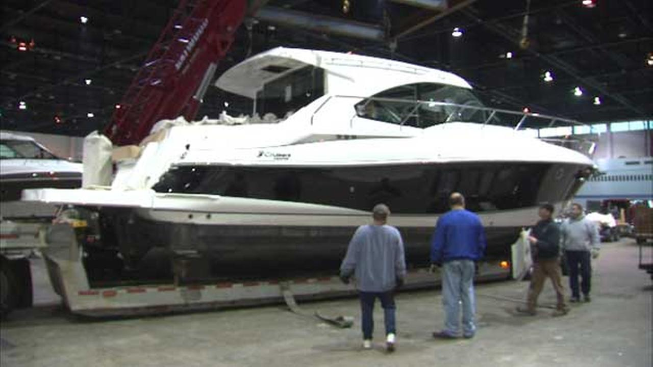 Chicago Boat Show moves into McCormick Place South