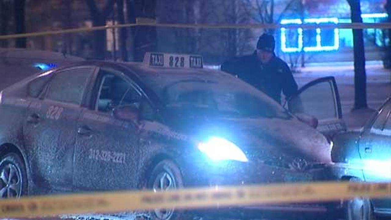 Cab driver fatally shot in North Lawndale robbery attempt
