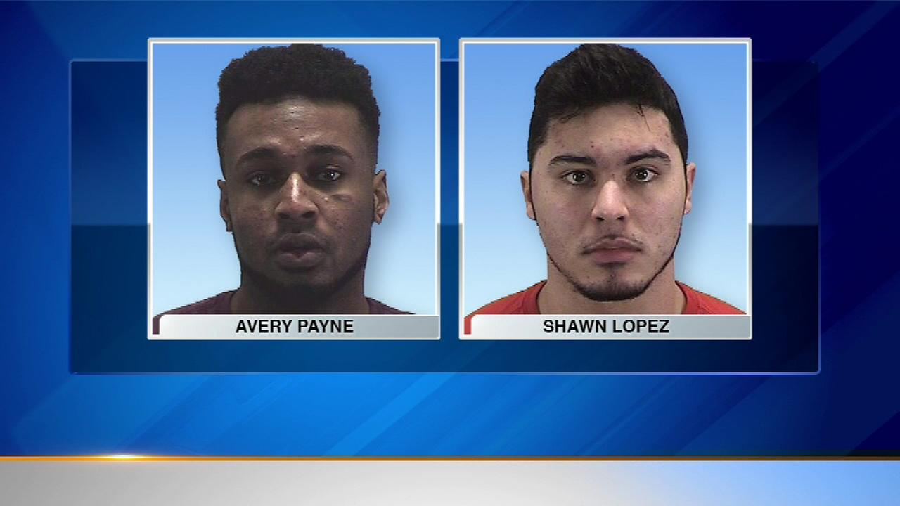 2 charged in Aurora school burglary