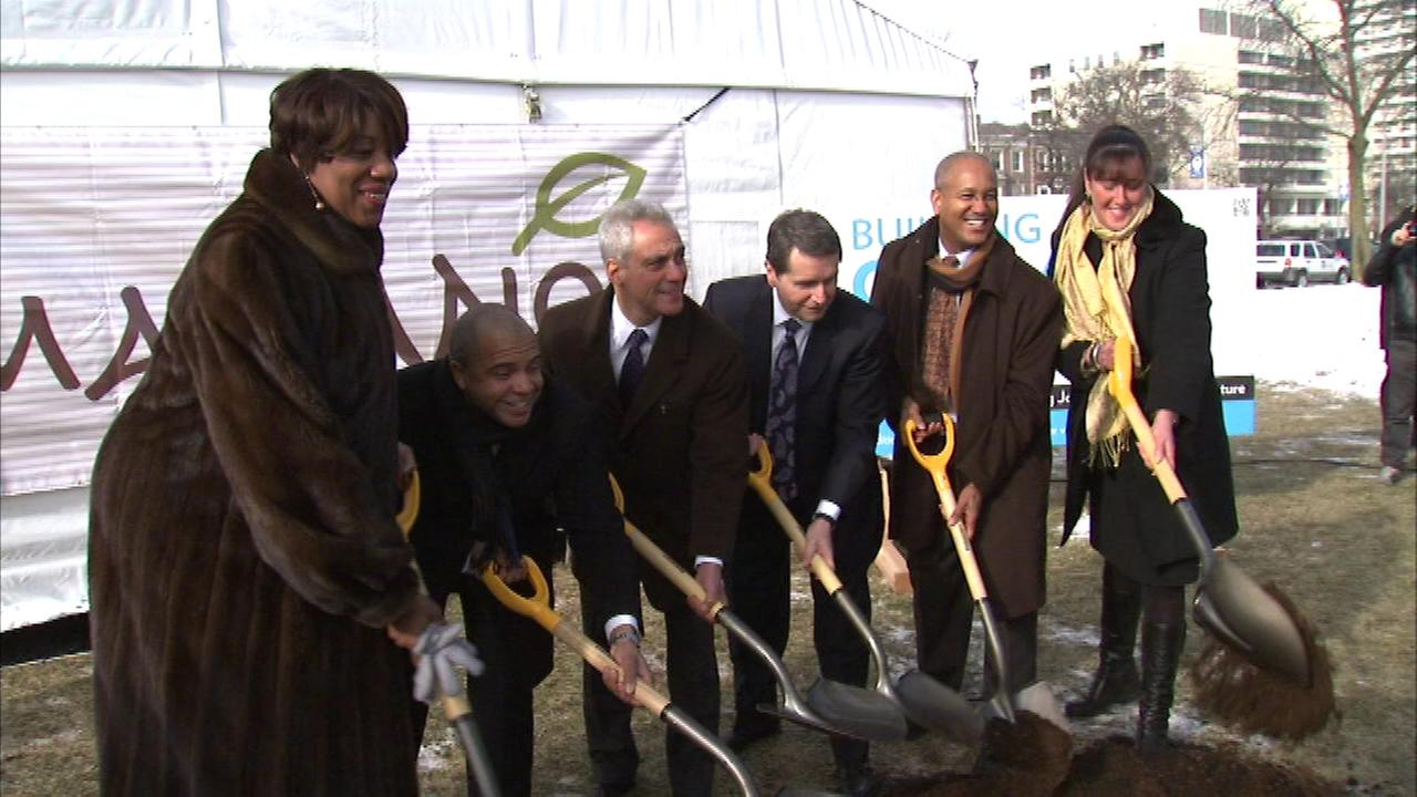 Mariano's breaks ground on new grocery store in Bronzeville
