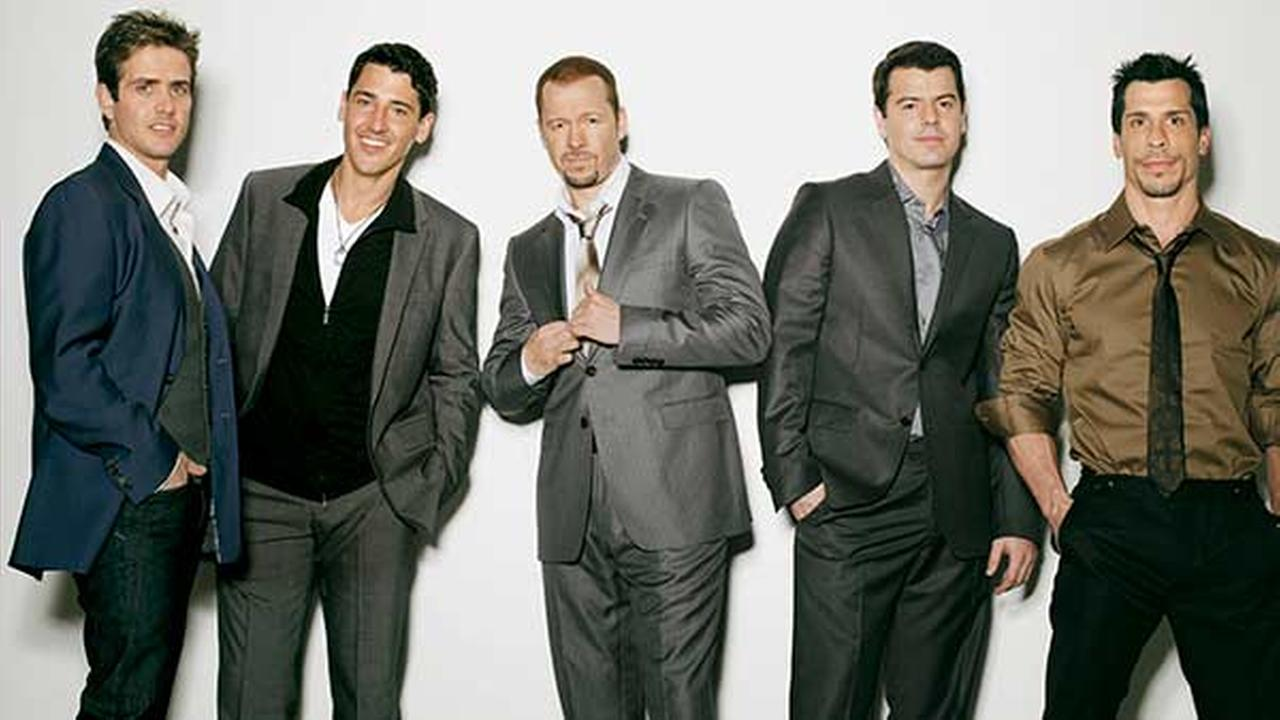 New Kids on the Block Mixtape Tour to kick off in 2019 | abc13.com