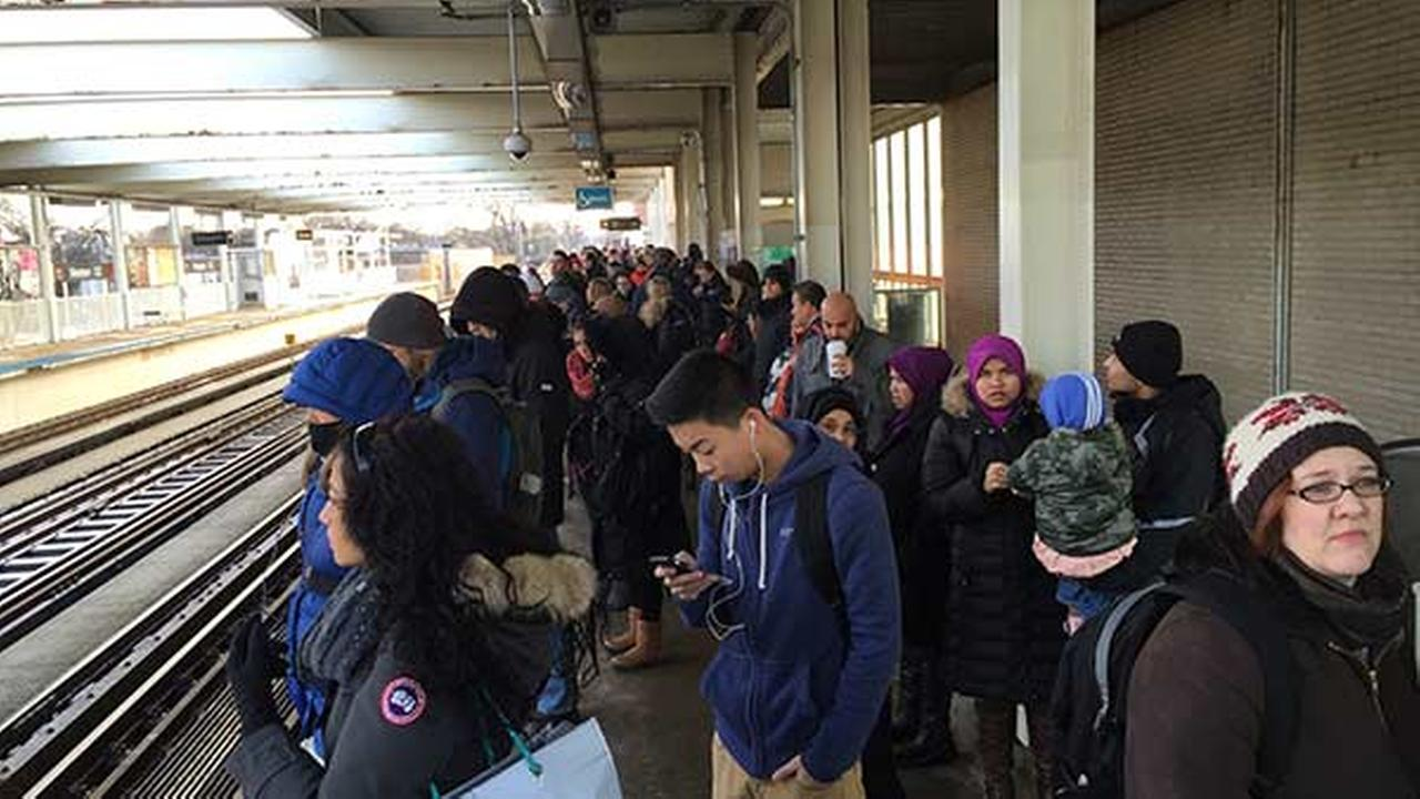 CTA: Switching problem repaired after morning Loop delays