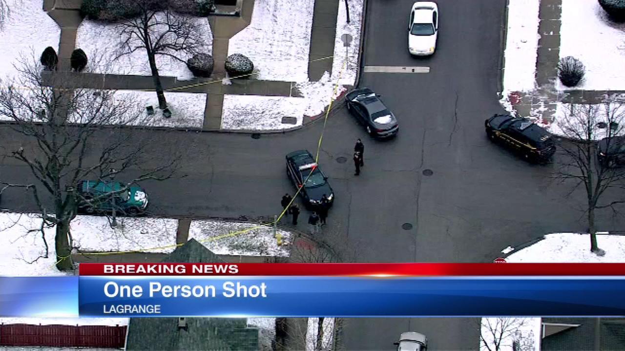 Man, 22, injured in La Grange shooting