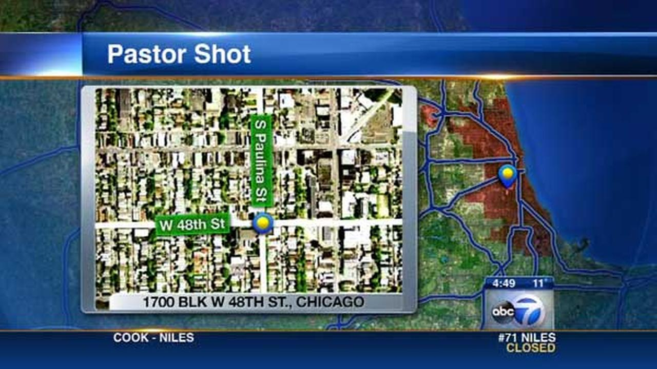 Pastor shot in Back of the Yards church