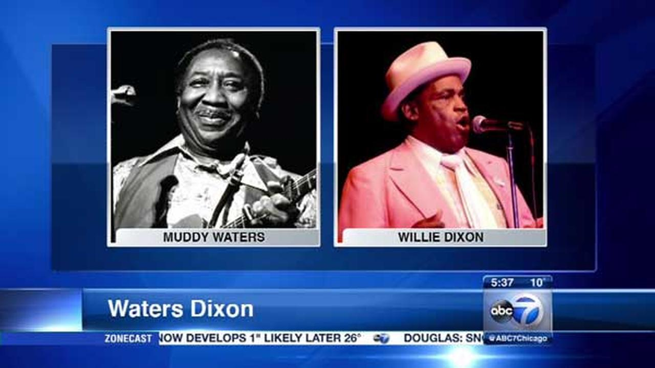 Chicago Blues Festival to honor Muddy Waters, Willie Dixon this summer