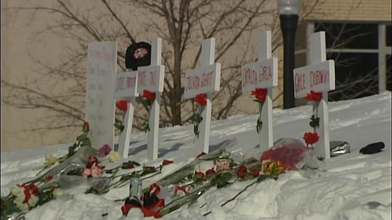 Northern Illinois University remembers 2008 shooting victims