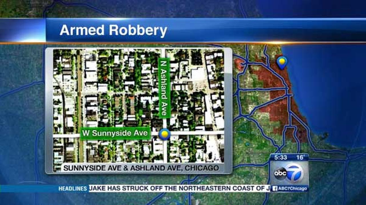 Man robbed near Mayor Emanuel's Ravenswood home, report says
