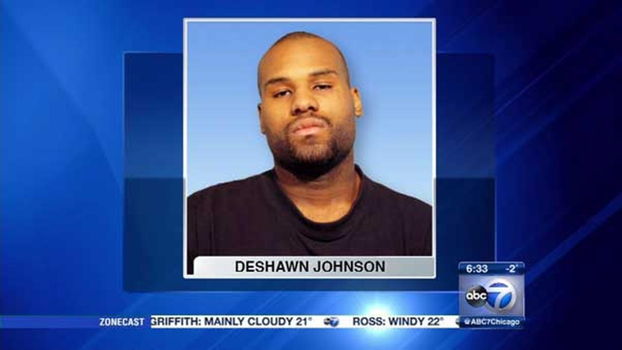 Deshawn Johnson charged in West Side fatal shooting, armed robberies