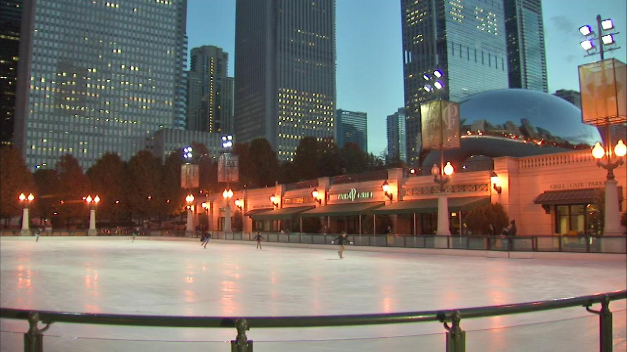 Chicago Park District outdoor ice rinks close Sunday