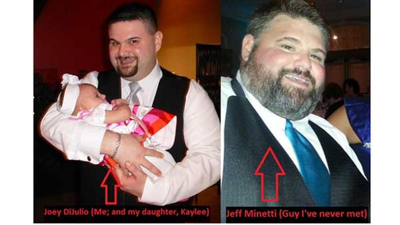 Left: Joey DiJulio; right: Jeff Minetti