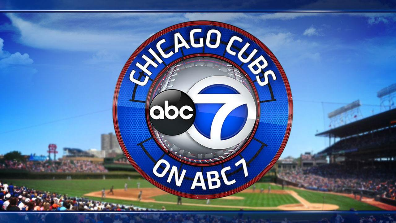 Cubs TV affiliates for 24 games on ABC7 in 2015
