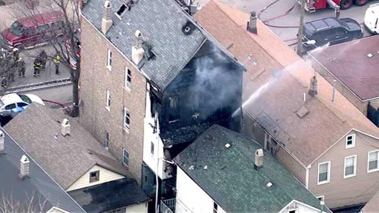 No injuries in Pilsen extra-alarm fire