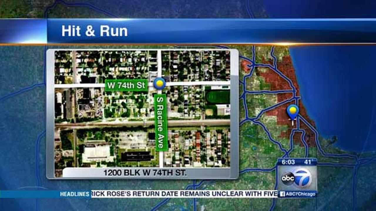 Bicyclist struck in West Englewood hit-and-run dies