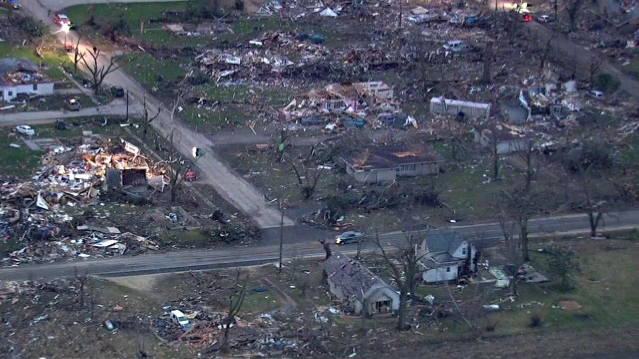 Sunday marks 2-year anniversary of deadly Fairdale tornado