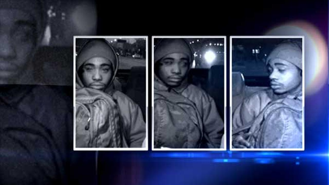 Police released surveillance photos of the person suspected of robbing two cab drivers at knife point on Chicagos North Side.