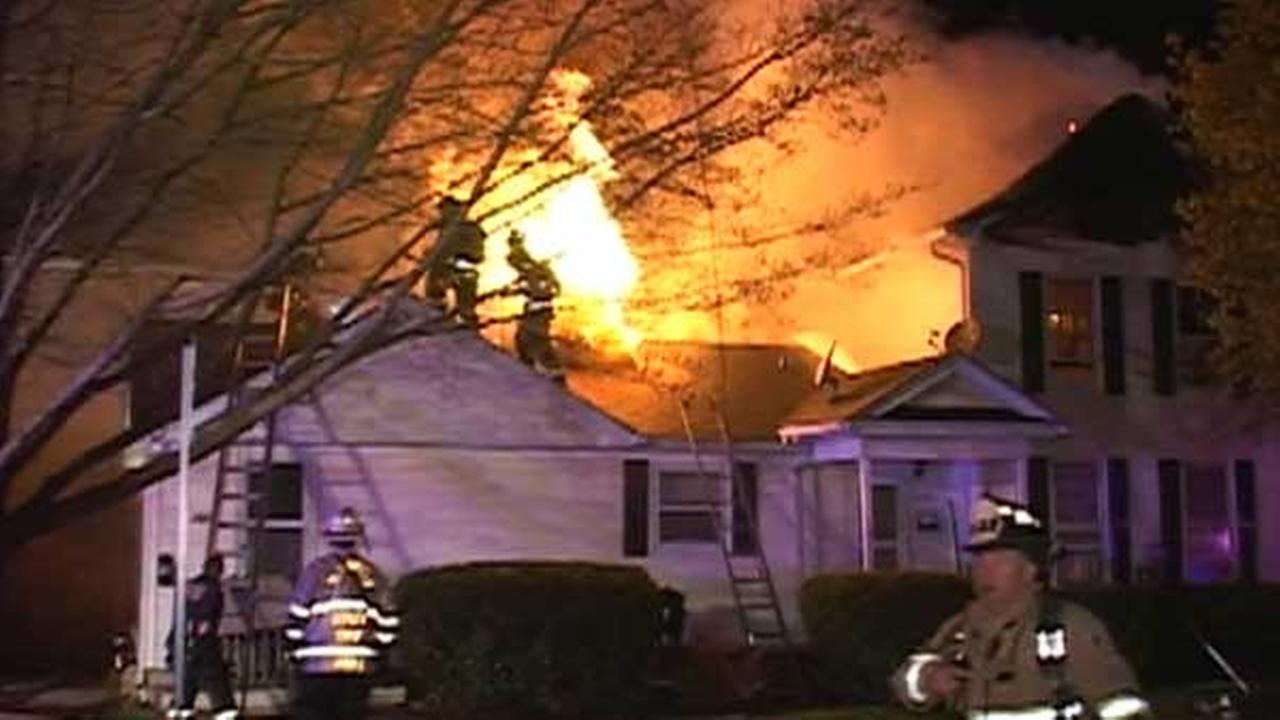Plainfield home may need complete teardown after fire, official says