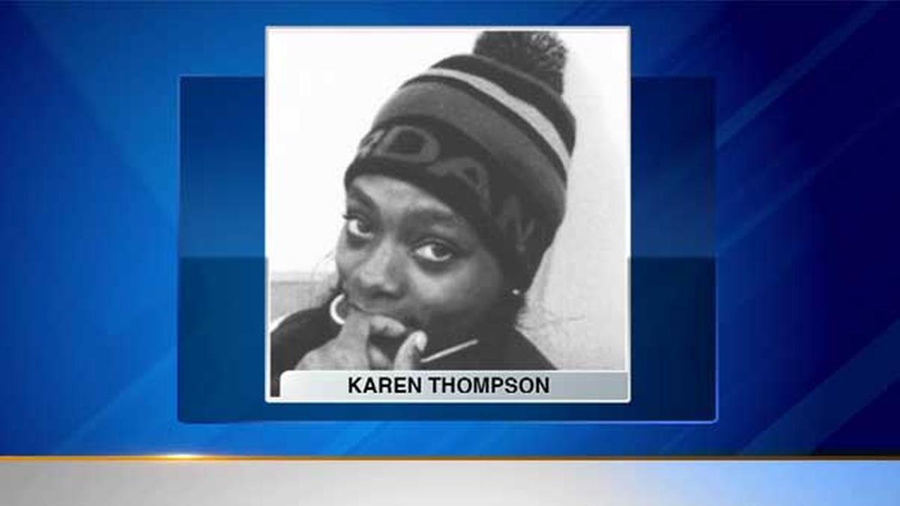 Karen Thompson, 17.