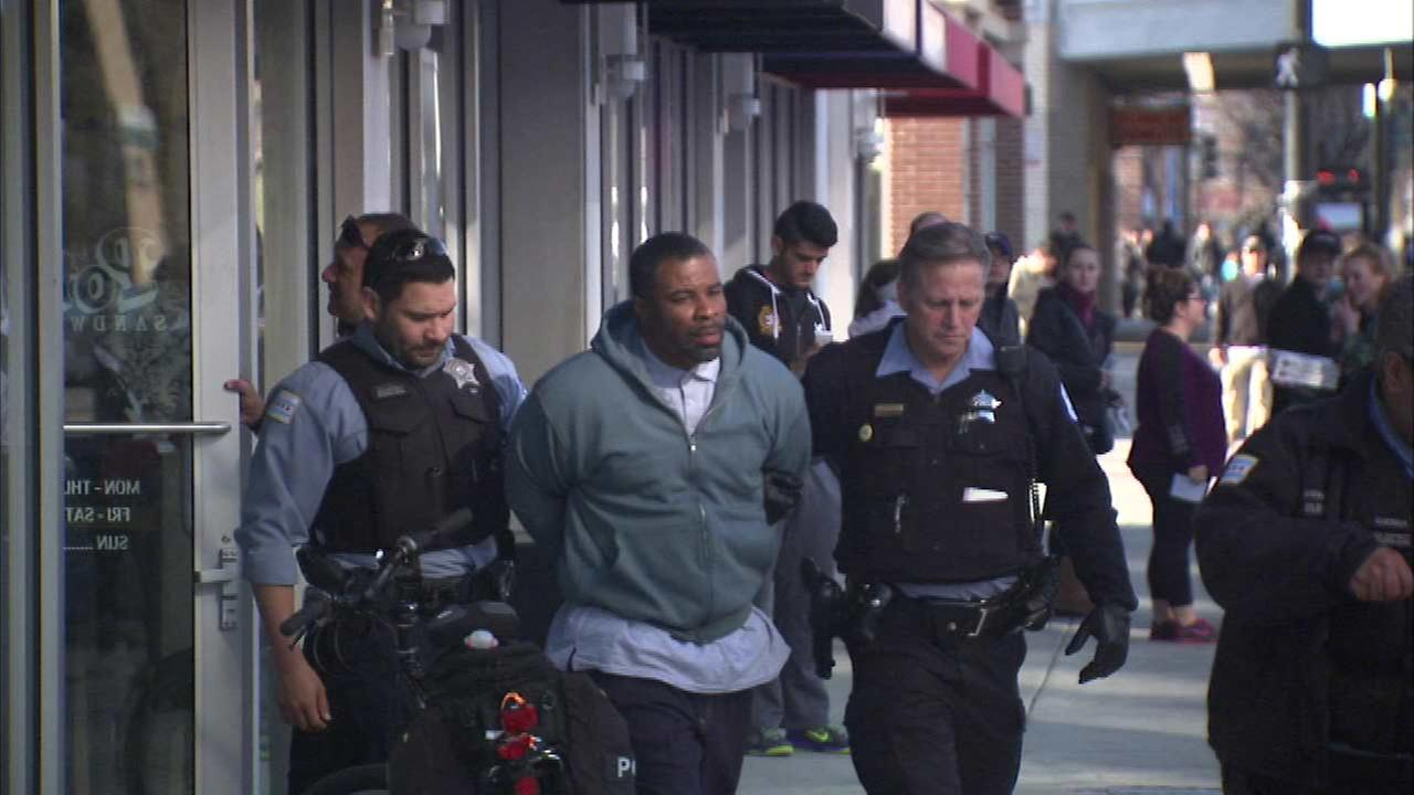 Alleged Subway robber caught at Potbelly across street