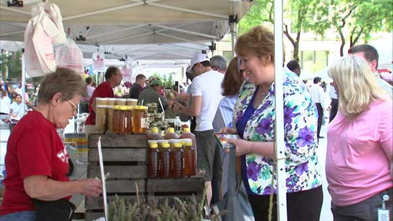 Chicago Farmers Market season kicks off Thursday in Daley Plaza