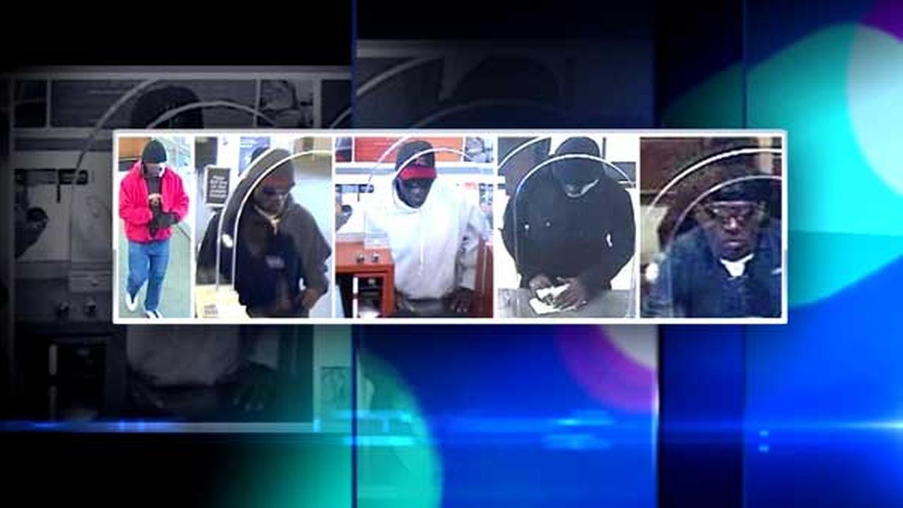 'Bandage Bandit' robs 7th bank, FBI says