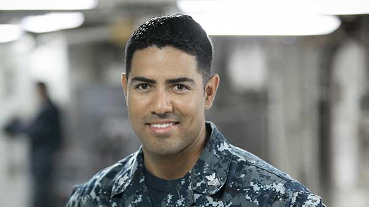 Eyewitness News Salutes: Petty Officer 1st Class Jose Chavez