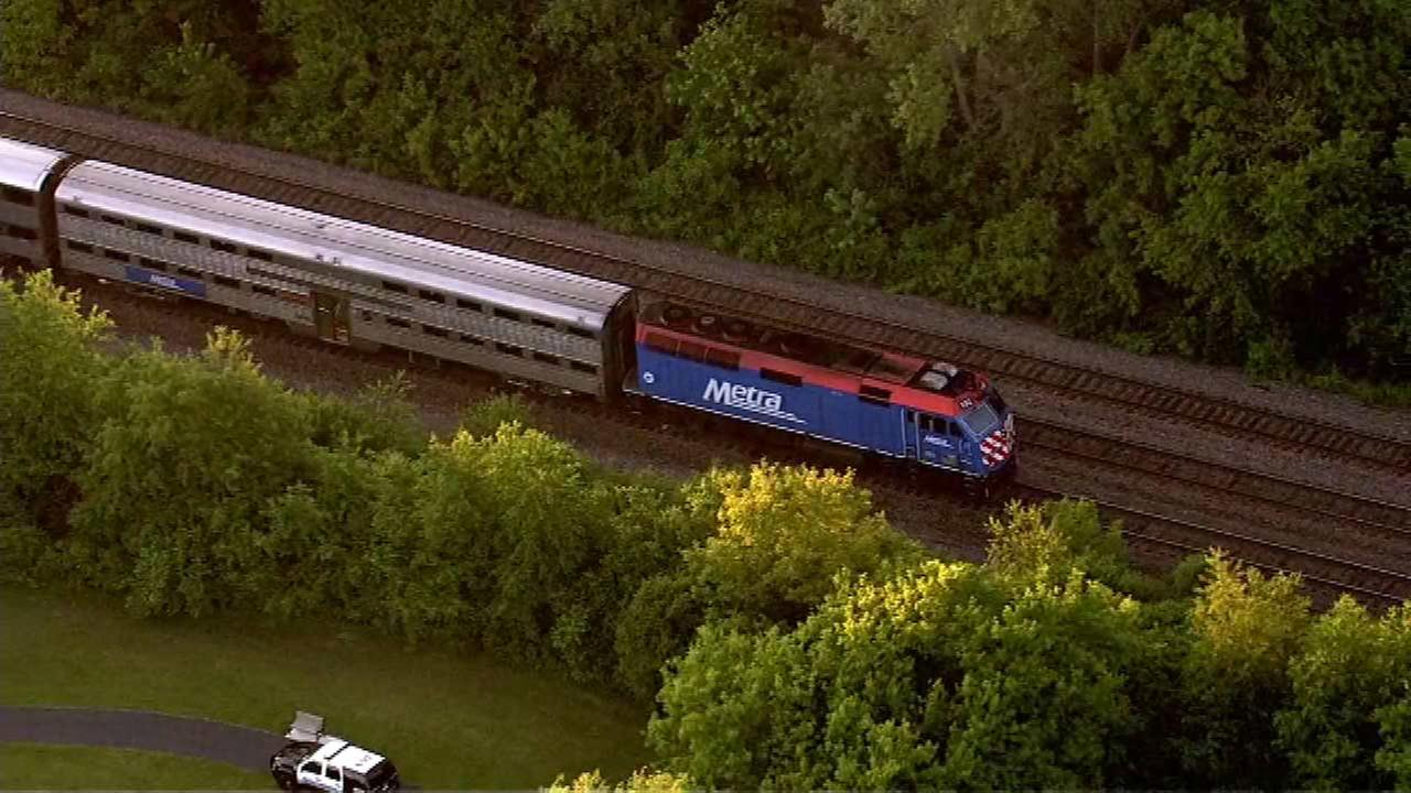 Metra BNSF delayed after train fatally strikes pedestrian