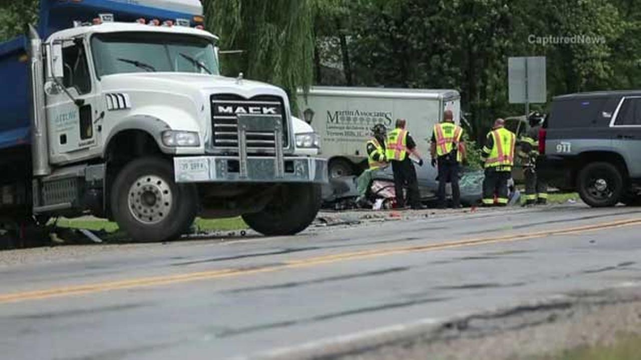 Woman killed in Grayslake crash on IL-120 identified