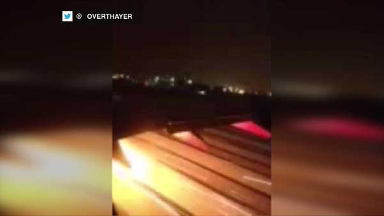 Southwest takeoff aborted after engine catches fire in Chicago