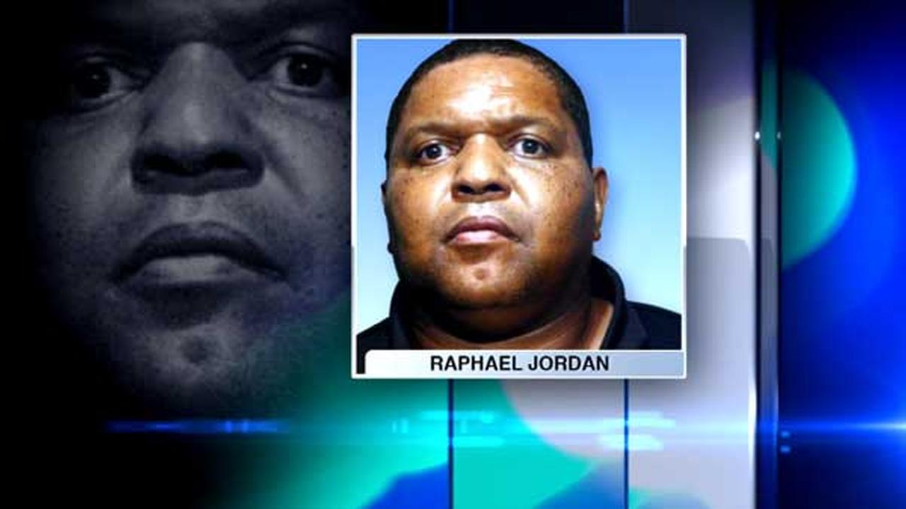 Raphael Jordan, 48, was charged in the shooting of an off-duty police officer in Chicagos South Shore neighborhood.