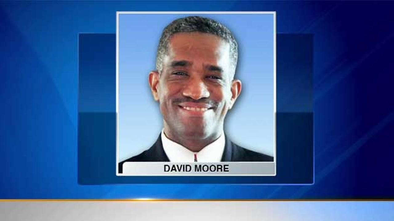 Alderman David Moore of Chicagos 17th Ward.